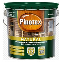 PINOTEX Natural пропитка 2,7л