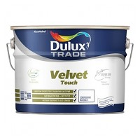Краска Dulux Trade Velvet Touch bs BW 10л