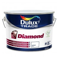 Краска Dulux Trade Diamond Matt мат BW 5л